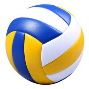 beach volleyball without logos