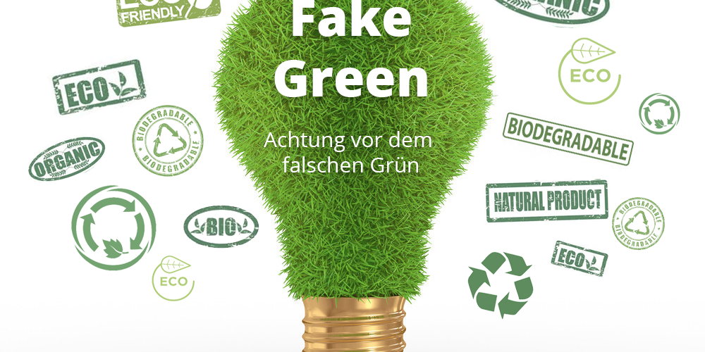 fake green products
