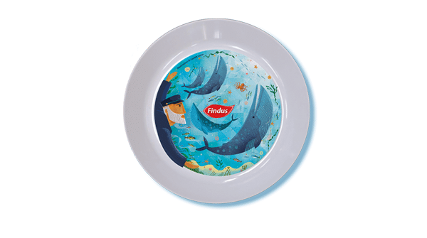 Recycled Plate for Nomad Foods